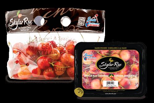 Skylar Rae packaging